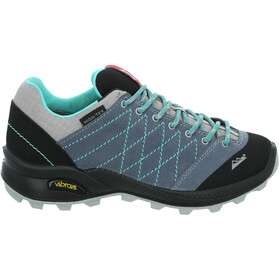 High Colorado Crest Trail Wandelschoenen Dames, grey-turquoise
